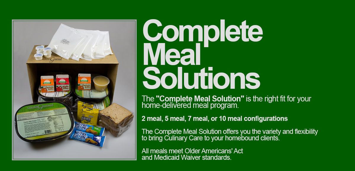 Complete Meal Solutions